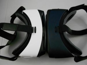 Comparison or Gear VR 2015 and 2016