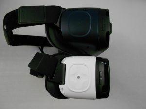Gear VR trackpad