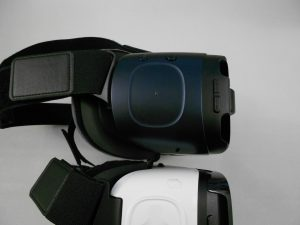 Home Button of Gear VR 2016 ver