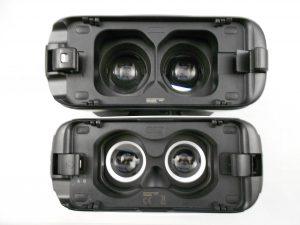 Divider of Gear VR 2016 version