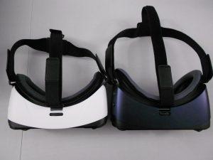 Gear VR comparison