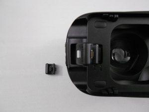 Detachable holder (connector)