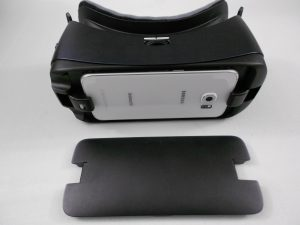 Gear VR Ventilation Holes