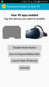 CB Enabler for Gear VR