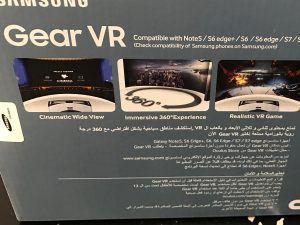 Gear VR International Version