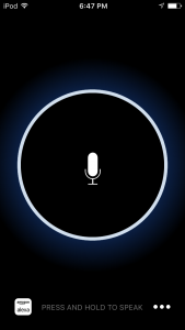Reverb for Amazon Alexa iPhone