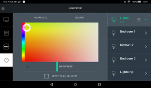 Control Smart Home devices with Harmony app