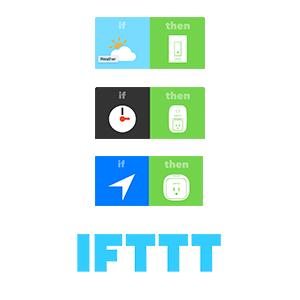 Wemo + IFTTT