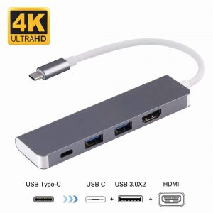 image of topoint usb c to hdmi adapter