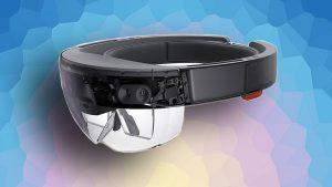 image of Microsoft hololens