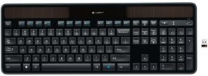 image of logitech k750 wireless solar keyboard for windows