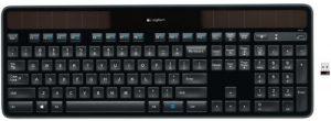 image of logitech k750 wireless solar keyboard for windows