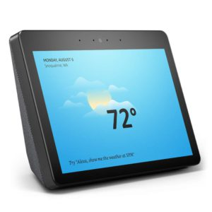 image of 2nd gen echo show