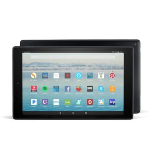 image of amazon fire tablet