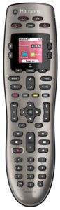 image of Logitech Harmony 650 Infrared All in One Remote Control