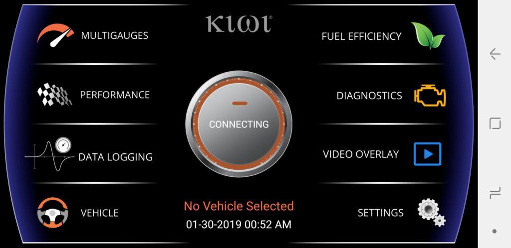 image of kiwi obd app