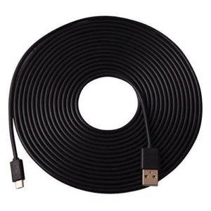 image of extra long micro usb cable