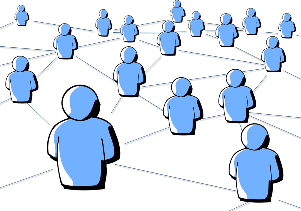 image of network