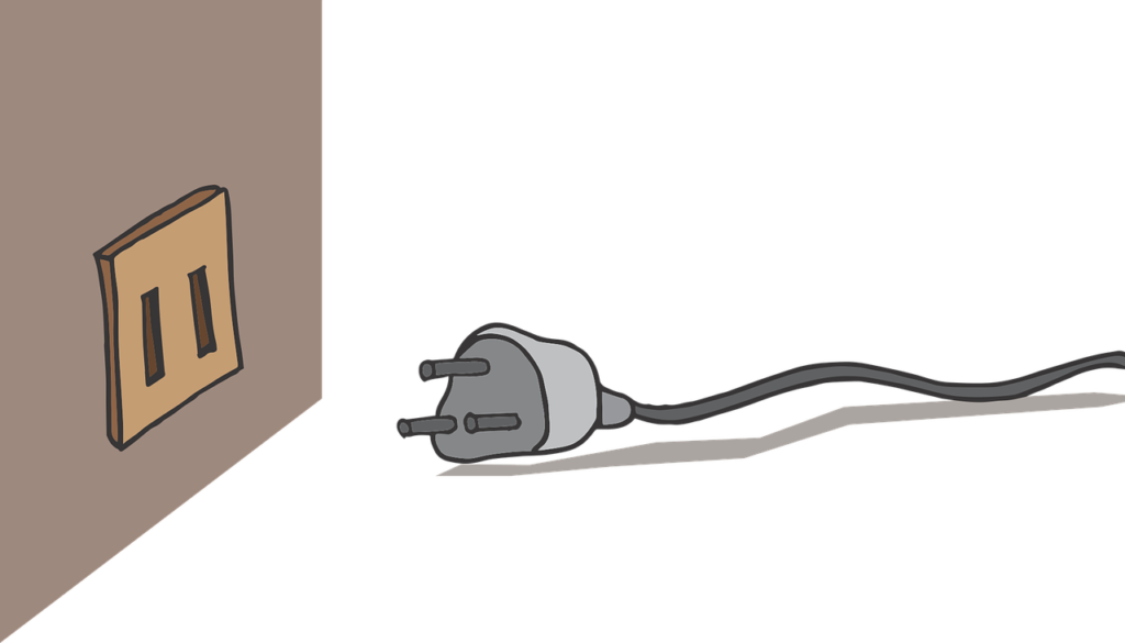 image of plug and outlet