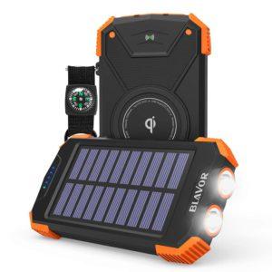 image of solar power bank 10000mah