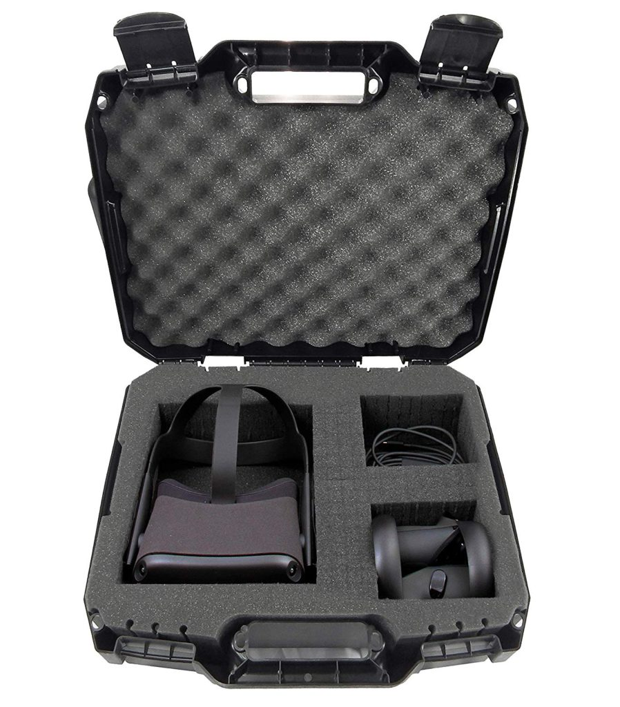 image of casematix carry case