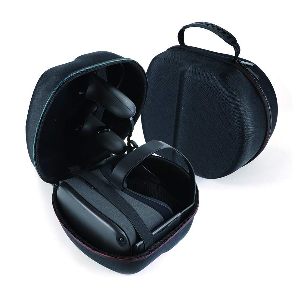 image of esimen carrying case for oculus quest
