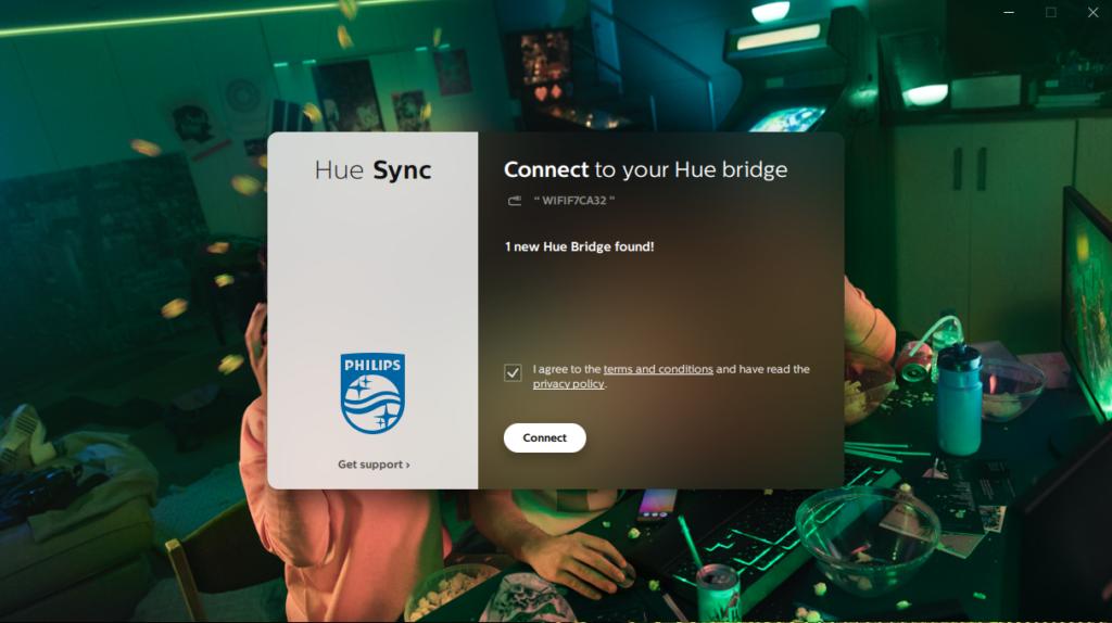image of hue sync connect bridge