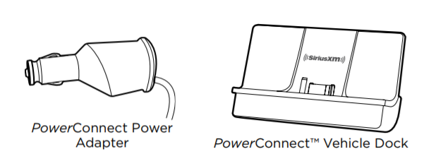 image of siriusxm powerconnect