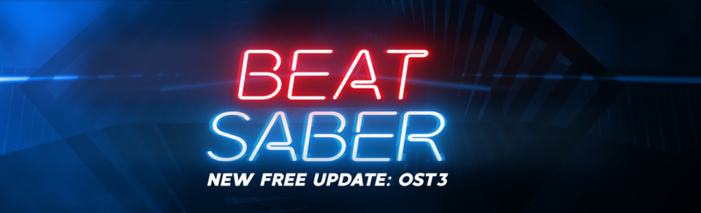 image of beat saber new free update ost vol 3