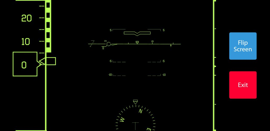 image of fixd fighter pilot mode