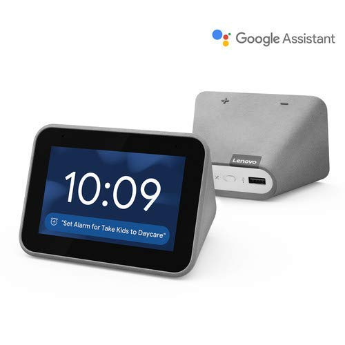 image of lenovo smart clock