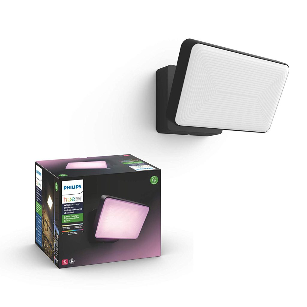 image of philips hue discovery floodlight