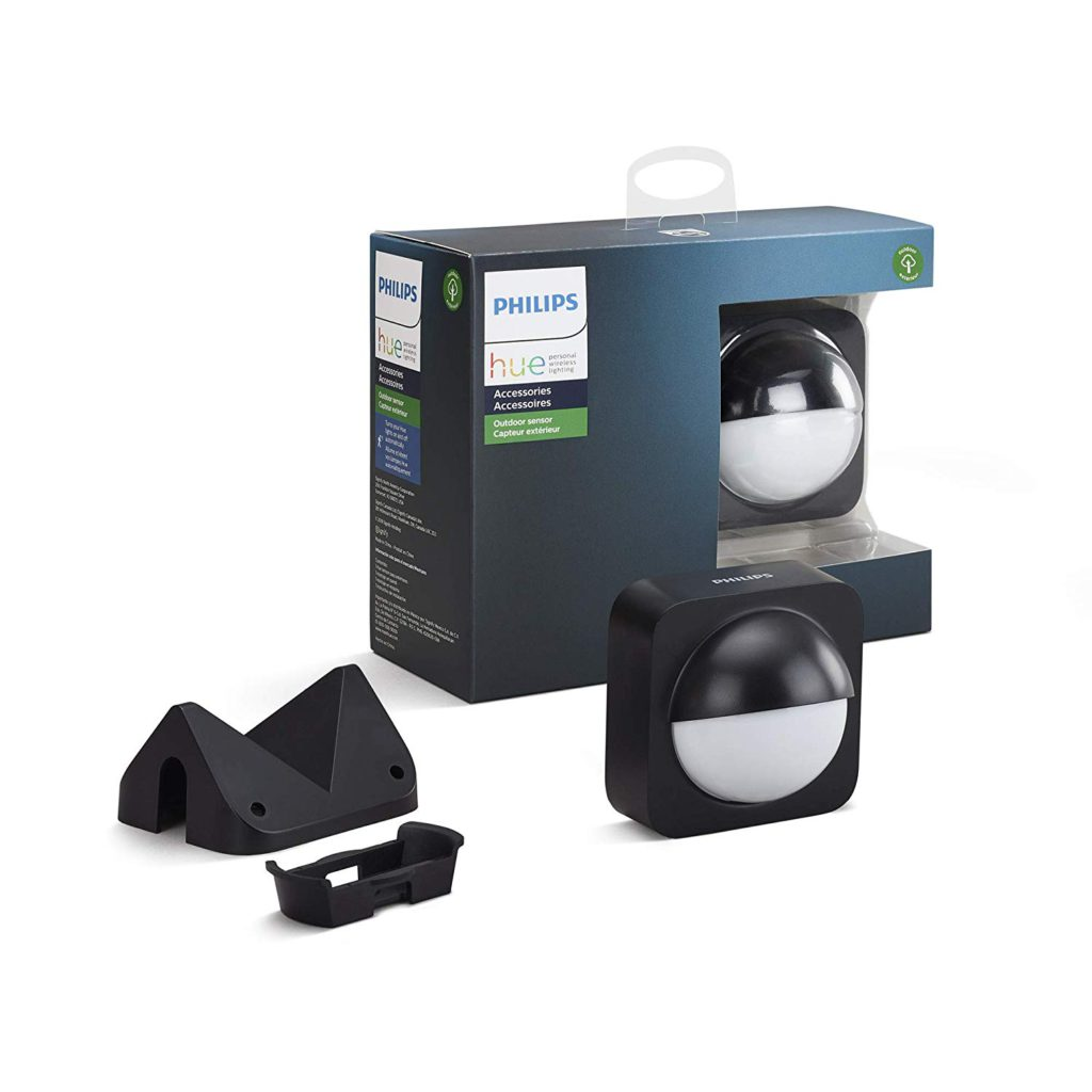 image of philips hue outdoor motion sensor