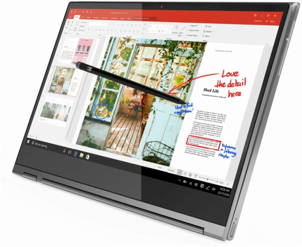 image of convertible laptop