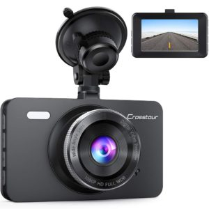 image of crosstour cr300 dash cam