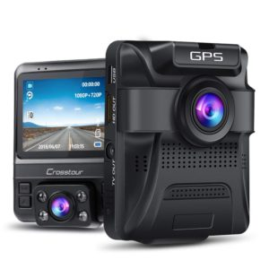 image of crosstour cr750 dash cam