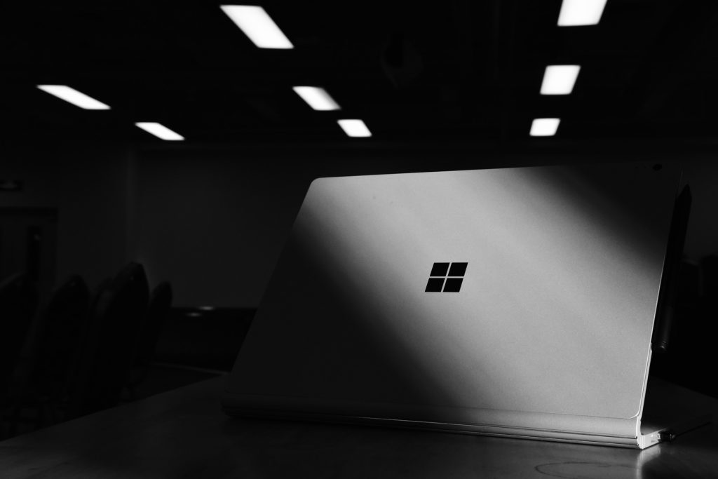 image of microsoft surface