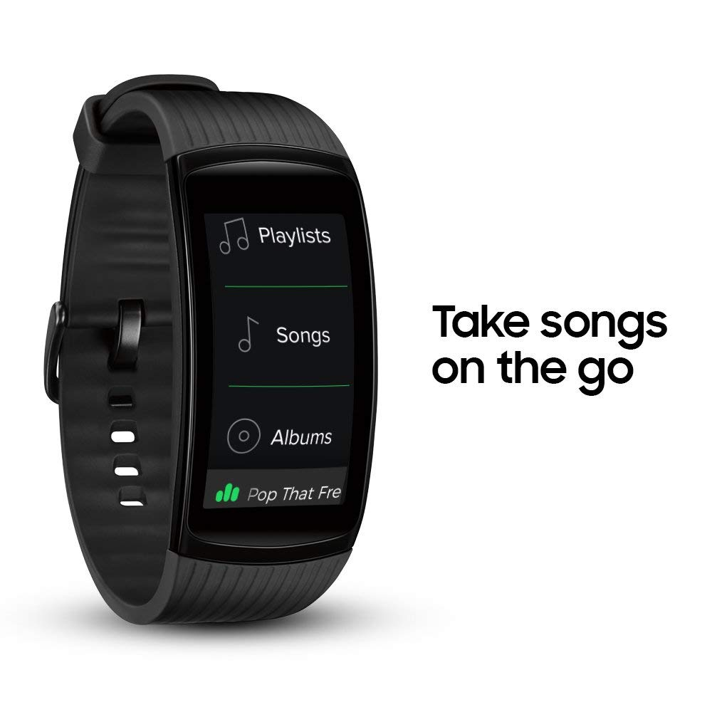image of samsung gear fit 2 pro built in music player