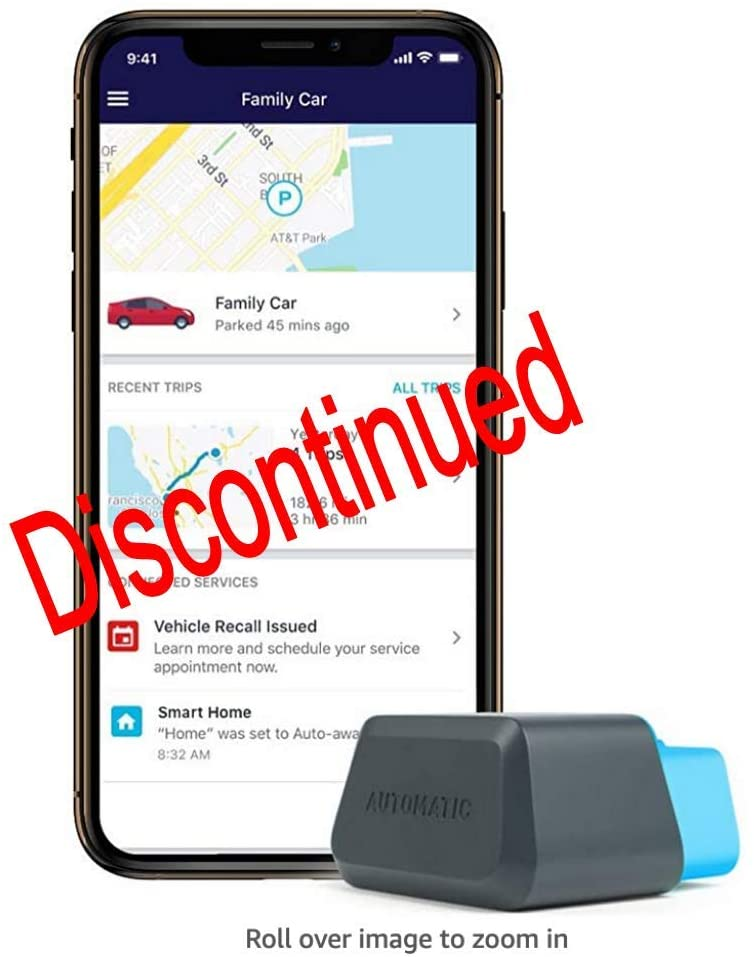 image of automatic labs discontinued